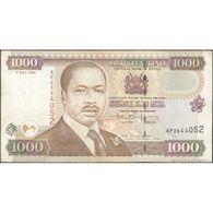 TWN - KENYA 40e - 1000 1.000 Shillings 1.7.2002 AP 2644052 VF+ - Kenia