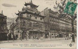 CPA 379 Bis TOUT PARIS - Théâtre-Concert Bataclan - Bld Vostaire (XIème Arrt) Ed.FLEURY - Distrito: 11