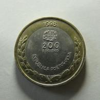 Portugal 200 Escudos 1998 Expo'98 - Portugal