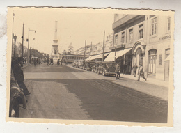 Ville - Animé - Old Timers - Tram - à Situer - Photo Format 7 X 10 Cm - Places