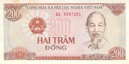 200 Dong Vietnam 1987 UNC - Vietnam