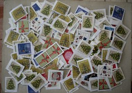 België Kerstmis Noël - 250 Zegels/timbres - Vrac (min 1000 Timbres)