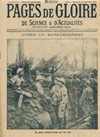 PAGES DE GLOIRE, Revue 12 Pages, N° 95, Dimanche 24 Septembre 1916, Roumanie, La Mecque, Herbécourt, Gorizia, Salonique - Livres, BD, Revues