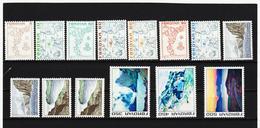 POL1832 DÄNEMARK - FÄRÖER 1975  Michl 7/20 Postfrisch SIEHE ABBILDUNG - Färöer Inseln