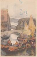 Venezia - Ponte Della Paglia - Venezia (Venice)