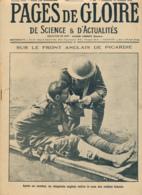 PAGES DE GLOIRE, Revue 12 Pages, N° 96, Dimanche 1er Octobre 1916, Curlu, Soyécourt, Becquincourt, Estrées, Doubno... - Bücher, Zeitschriften, Comics