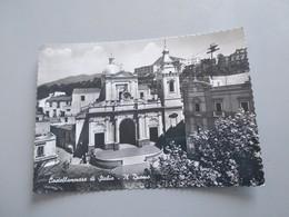 CARTOLINA CASTELLAMMARE DI STABIA - IL DUOMO - Castellammare Di Stabia