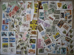 België - 200 Zegels/timbres BEF-periode - Stamps