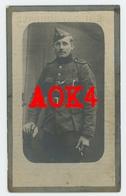 OEKENE Grymonprez 1889 1928 Oudstrijder Soldaat Roeselare - Images Religieuses