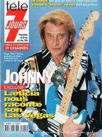 Télé 7 Jours 30 Novembre Au 6 Décembre 1996-Laeticia Nous Raconte Son Las Végas - Fernsehen