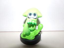 """Figurine Nintendo """" Calamar """" - Jeux Vidéo"""