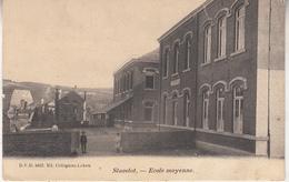 Stavelot - Ecole Moyenne - DVD 8622 Ed. Collignon-Lekeu - Ecoles
