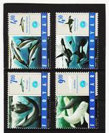POL1897 DÄNEMARK - FÄRÖER 1998  Michl 334/37 Postfrisch SIEHE ABBILDUNG - Färöer Inseln