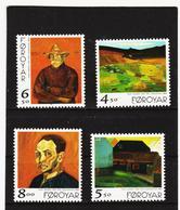 POL1898 DÄNEMARK - FÄRÖER 1998  Michl 341/44 Postfrisch SIEHE ABBILDUNG - Färöer Inseln