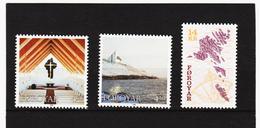 POL1899 DÄNEMARK - FÄRÖER 1998  Michl 345/47 Postfrisch SIEHE ABBILDUNG - Färöer Inseln