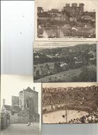 LOT  110 Cartes - Postcards