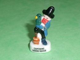 """Fèves / Autres / Divers : Capitaine Barbe Rouge """" Banette """"  T77 - Santons/Fèves"""