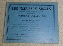 Répertoire De Musique De Danse - Troisième Collection 1er Piston Si B - édition Z Bajus Paris Voir Description - Musique & Instruments