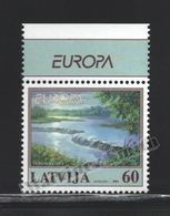 Lettonie – Latvia – Letonia 2001 Yvert 514, Europa Cept., Water Natural Richness - MNH - Lettland