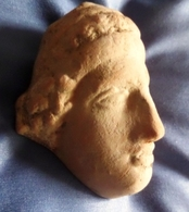 JOLIE TÊTE ROMAINE - Arqueología