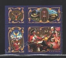 Lettonie – Latvia – Letonia 2005 Yvert 605, Literature, Adventures Of Baron Münchhausen - MNH - Lettland