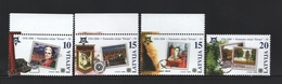 Lettonie – Latvia – Letonia 2006 Yvert 627-30, 50th Ann. Of The Europa Cept. Stamp Issues - MNH - Lettland