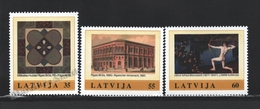 Lettonie – Latvia – Letonia 2011 Yvert 785-87, Personalized Stamps - MNH - Lettonie