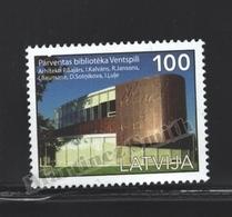 Lettonie – Latvia – Letonia 2011 Yvert 792, Modern Architecture - MNH - Lettonie