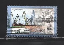 Lettonie – Latvia – Letonia 2011 Yvert 789, Port Of Riga - MNH - Lettonie