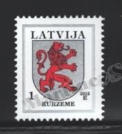 Lettonie – Latvia – Letonia 2012 Yvert 803, Definitive, Coat Of Arms - MNH - Lettonie