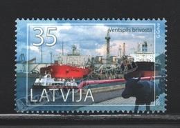 Lettonie – Latvia – Letonia 2012 Yvert 814, Port Of Ventspils - MNH - Lettonie