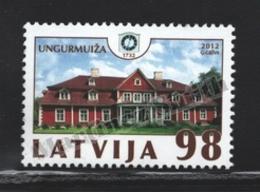 Lettonie – Latvia – Letonia 2012 Yvert 818, Ungurnuiza Manor - MNH - Lettonie
