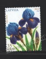 Lettonie – Latvia – Letonia 2013 Yvert 834, Flora, Flowers, Iris - MNH - Lettonie