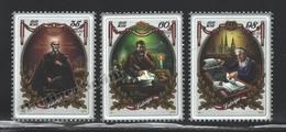 Lettonie – Latvia – Letonia 2013 Yvert 852-54, Centenary Of The Latvian Republic (1918-2018) - MNH - Latvia