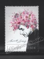 Lettonie – Latvia – Letonia 2014 Yvert 863, Personality, Imants Ziedonis - MNH - Lettonie