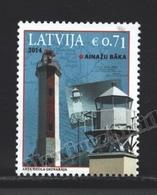 Lettonie – Latvia – Letonia 2014 Yvert 892, Lighthouses - MNH - Lettonie
