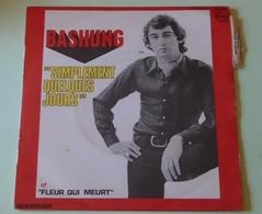SP Alain BASHUNG  Simplement Quelques Jours   //   état Excellent - Vinyles