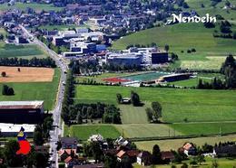 Liechtenstein Nendeln Aerial View New Postcard - Liechtenstein