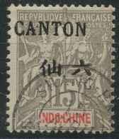 Canton (1903) N 22 (o) - Oblitérés