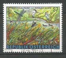 Österreich 1999 Mi.Nr. 2288 , EUROPA CEPT Natur- Und Nationalparks - Gestempelt / Fine Used / (o) - 1999