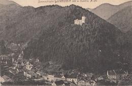 Sommerfrische GUTENSTEIN (NÖ), Karte Um 1910, 5 Gro Trachten, Sonderstempel Österr.Briefmarkenausstellung 1953 - Gutenstein
