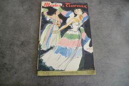 Modes Et Travaux N°612 Décembre 1951 - 33°année - - Fashion