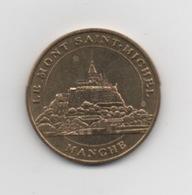 JETON TOURISTIQUE . Monnaie De Paris . Mont Saint Michel . 2003 . - Monnaie De Paris