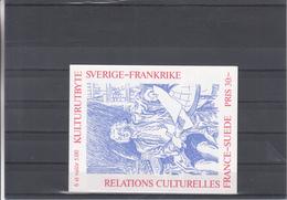 Sverige - Frankrike - Joint Issues