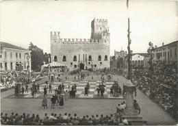 W3149 Marostica (Vicenza) - Partita A Scacchi In Costume / Non Viaggiata - Italie