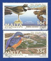 Malta 1999 Mi.Nr. 1065 / 1066 , EUROPA CEPT Natur- Und Nationalparks - Gestempelt / Fine Used / (o) - 1999