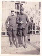 (AM) FOTO  MILITARI  1917  FIRENZE    10,5 X 8,0 - Guerra, Militari
