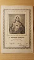 Bratovstina . Molitveno Apostolstvo Zagreb 1896. Pravila , Primanje U Clanstvo  RRR Croatia - Godsdienst & Esoterisme