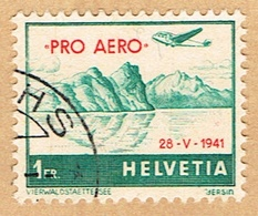 TIMBRE OBLITERE 1941 C/.S.B.K. Nr:F35. Y&TELLIER Nr:34A. MICHEL Nr:395. - Oblitérés