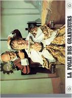 LA FOLIE DES GRANDEURS 1971 LOUIS DE FUNES YVES MONTAND ALICE SAPRITCH PAR GERARD OURY D APRES RUY BLAS DE VICTOR HUGO - Publicidad